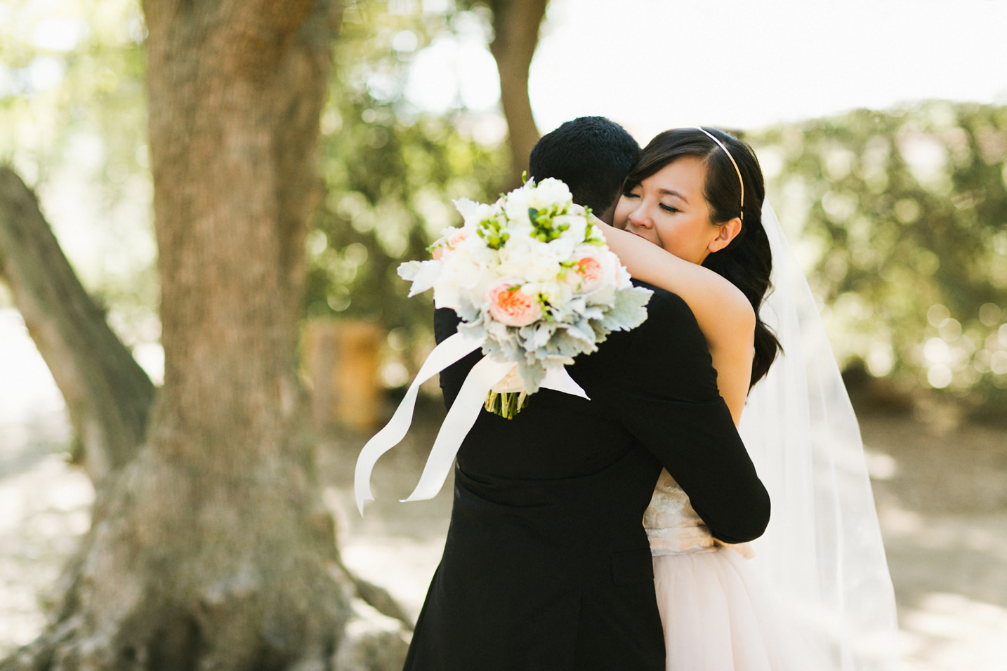 Los Angeles First Look and Wedding / Ben Sasso