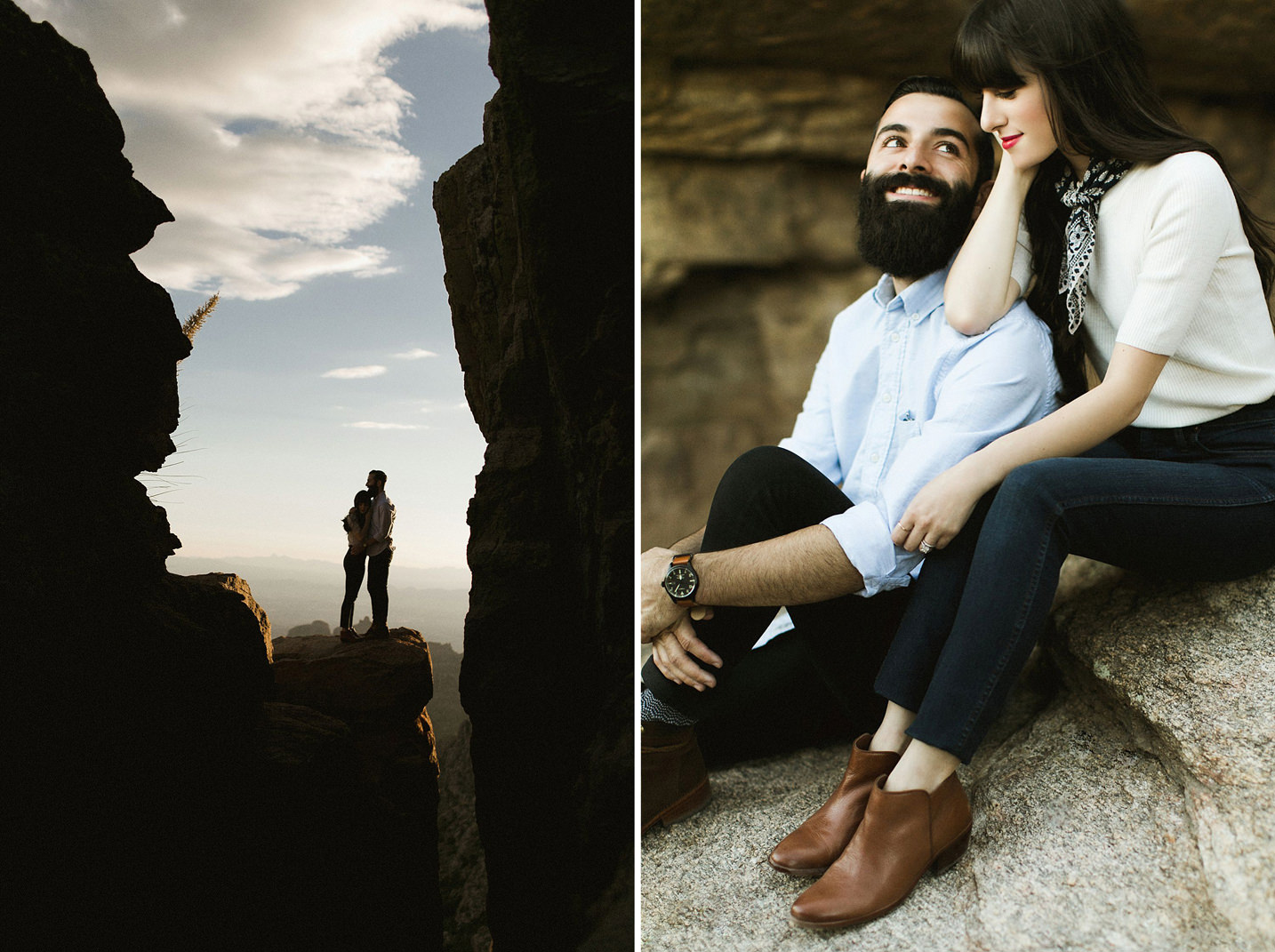 New Darlings Couple Session / Ben Sasso