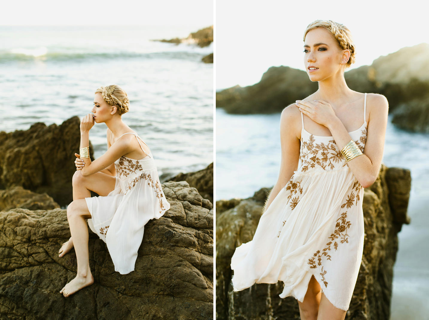 Leo Carrillo Editorial Photo Shoot / Ben Sasso