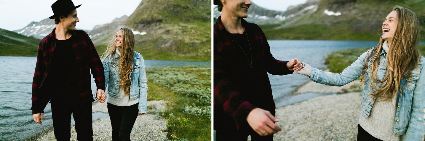 Norway Couple Session / Ben Sasso
